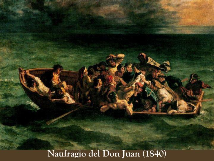 Naufragio del Don Juan (1840)