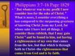 philippians 3 7 16 page 1829