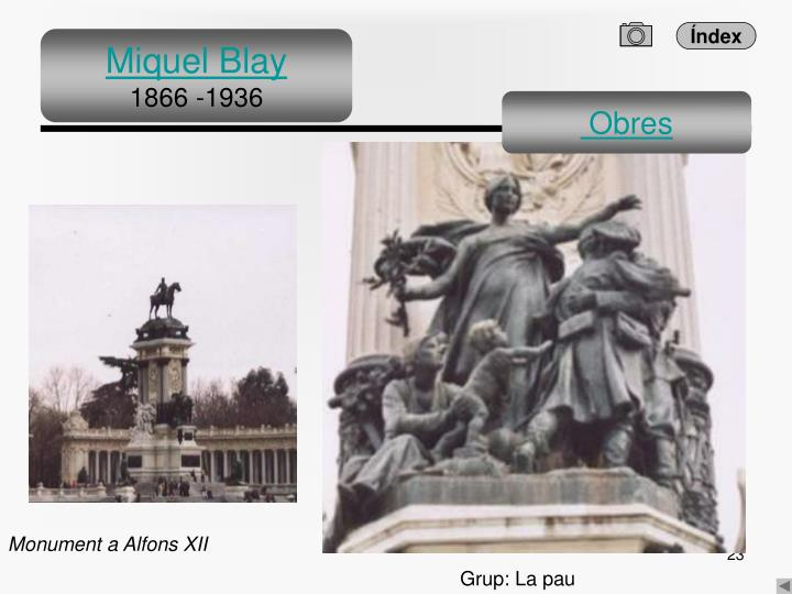 Miquel Blay