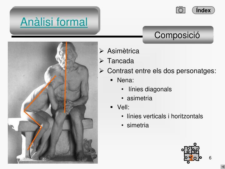 Asimètrica