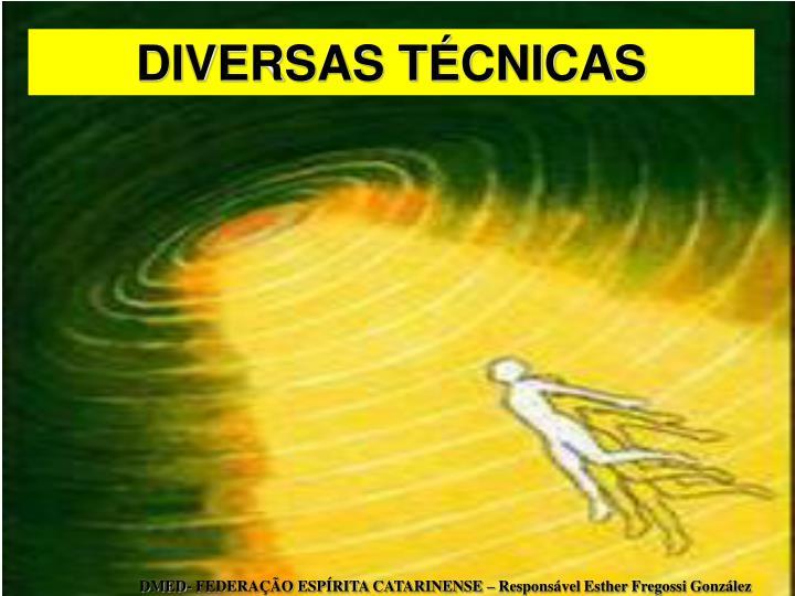 DIVERSAS TCNICAS