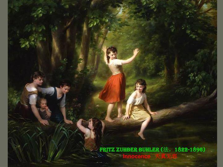Fritz Zuhber Buhler (