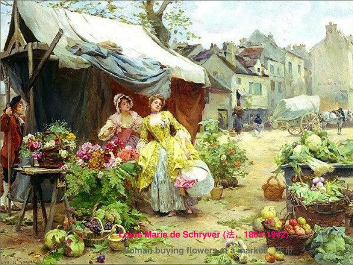 Louis Marie de Schryver (