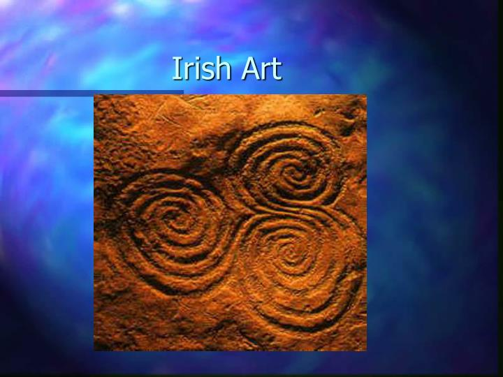 Irish art