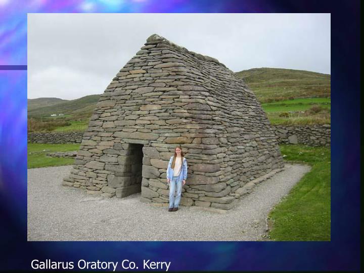 Gallarus Oratory Co. Kerry