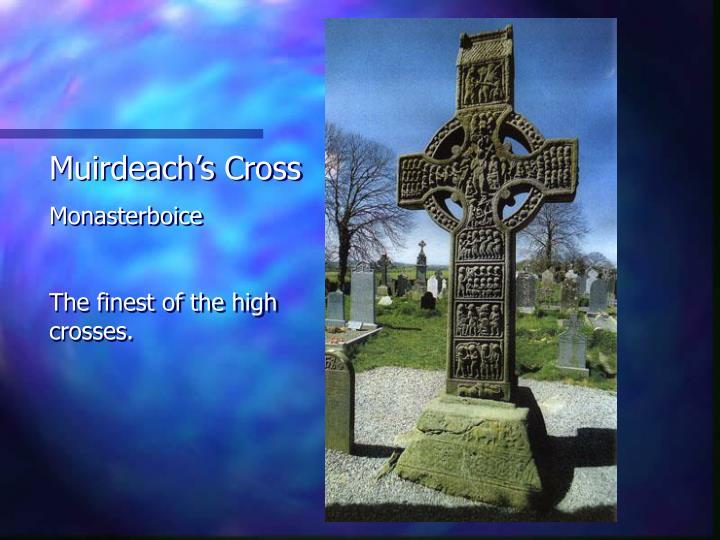 Muirdeach's Cross
