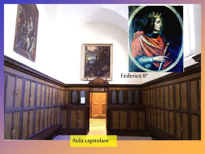 Federico II°
