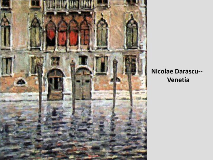 Nicolae Darascu--