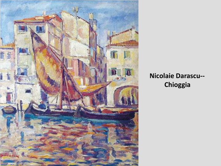 Nicolaie Darascu--