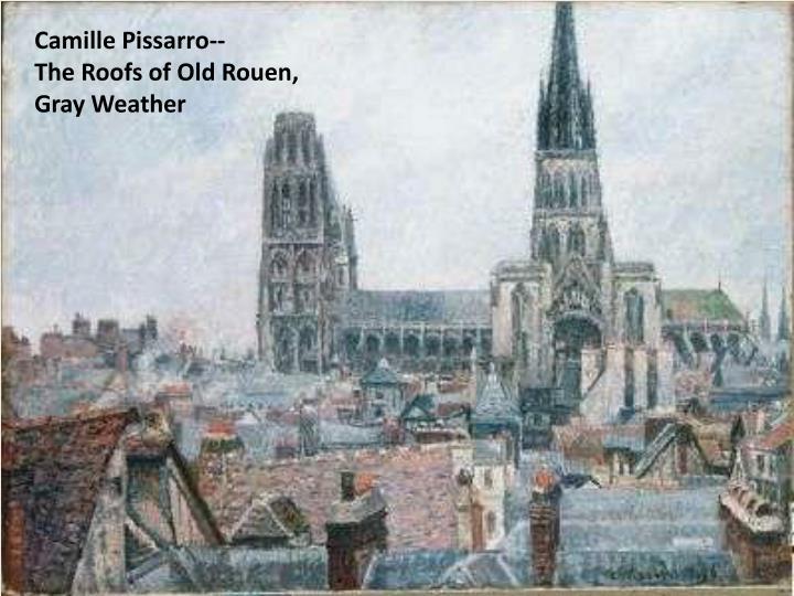 Camille Pissarro--