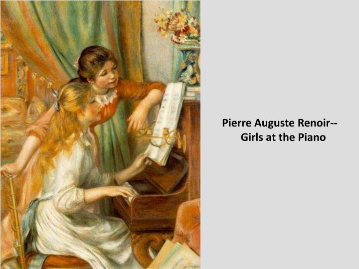 Pierre Auguste Renoir--