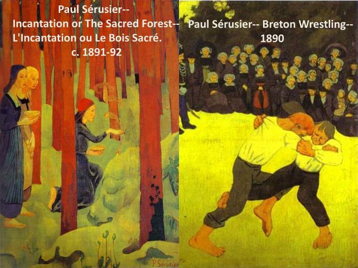 Paul Sérusier--