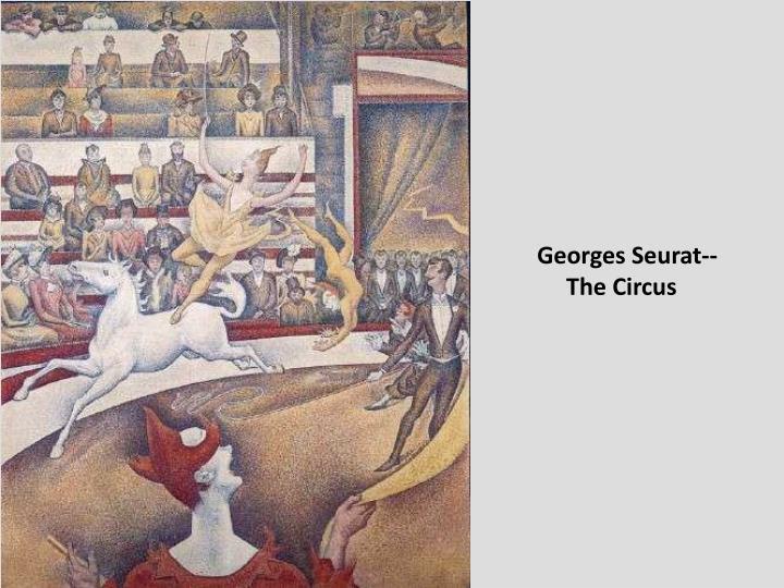 Georges Seurat--