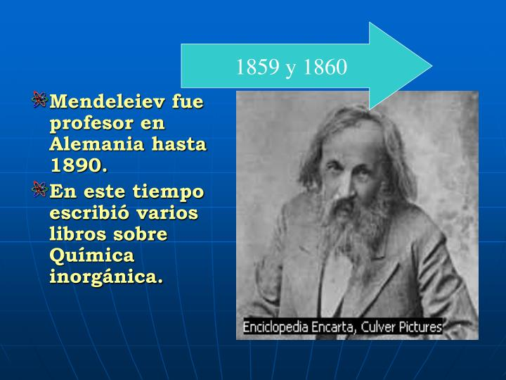 1859 y 1860