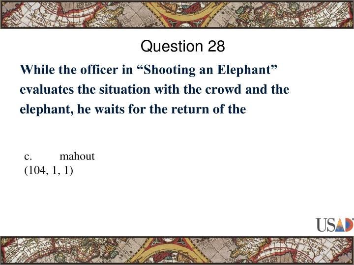 Question 28