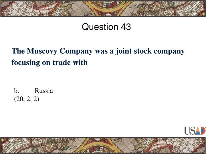 Question 43