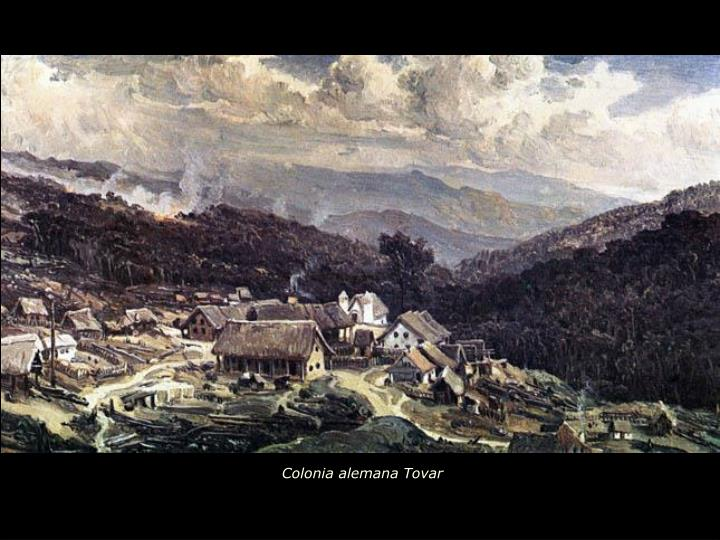 Colonia alemana Tovar