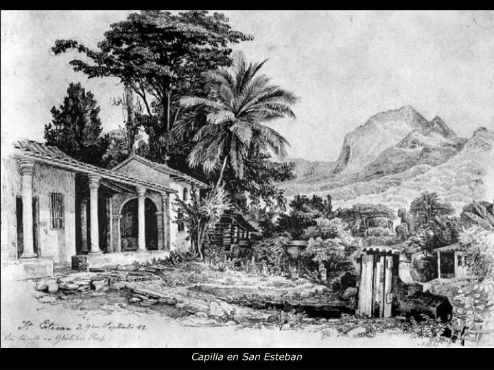 Capilla en San Esteban