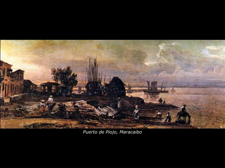 Puerto de Piojo, Maracaibo