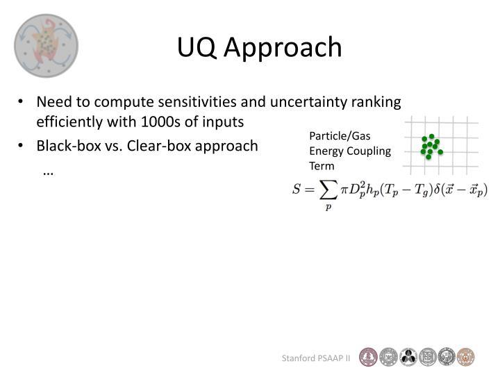 UQ Approach