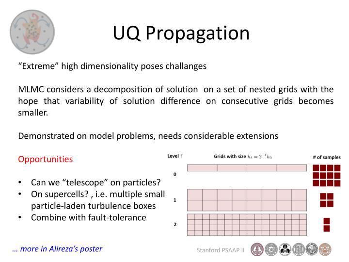 UQ Propagation