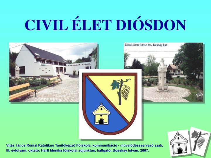 Civil let di sdon