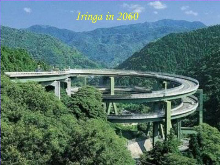 Iringa in 2060