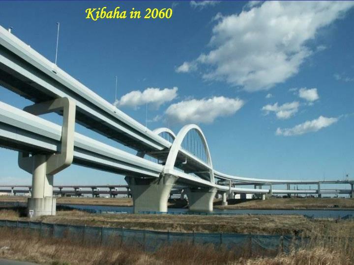 Kibaha in 2060