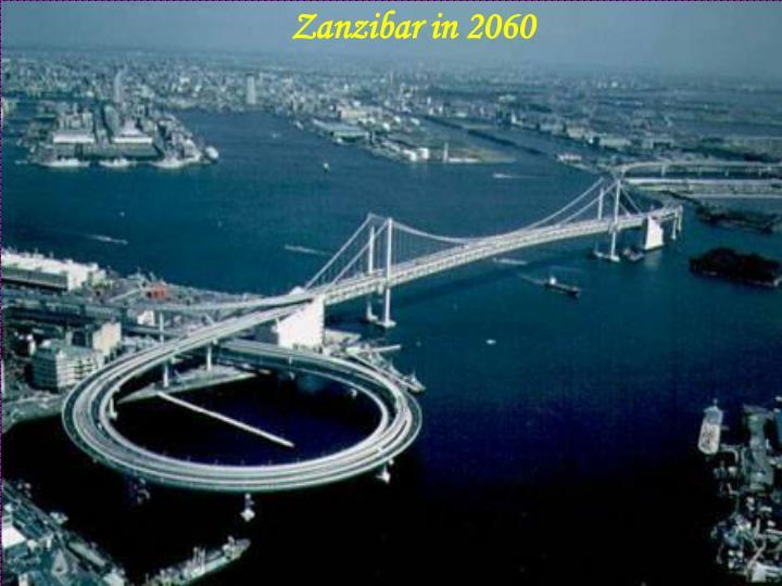Zanzibar in 2060