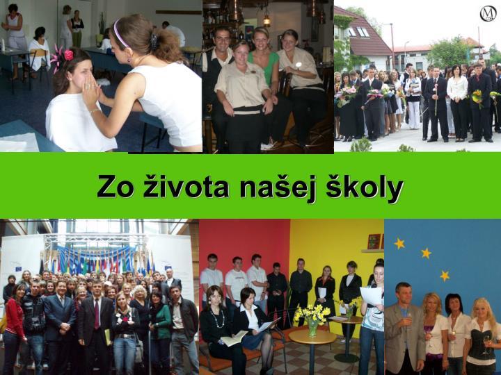 Zo života našej školy