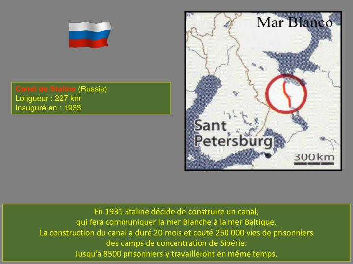Canal de Staline