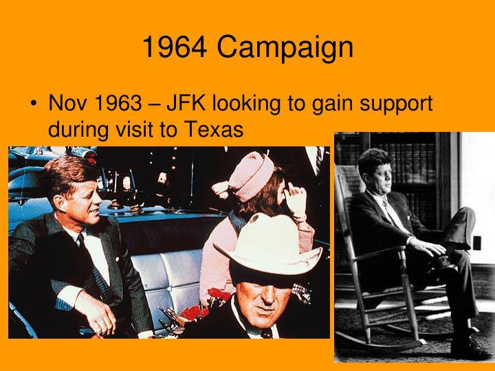 1964 Campaign