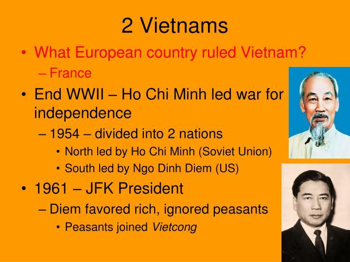 2 Vietnams