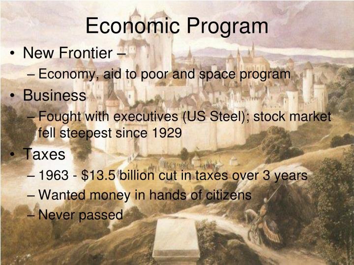 Economic Program