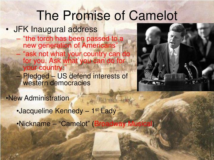 The Promise of Camelot