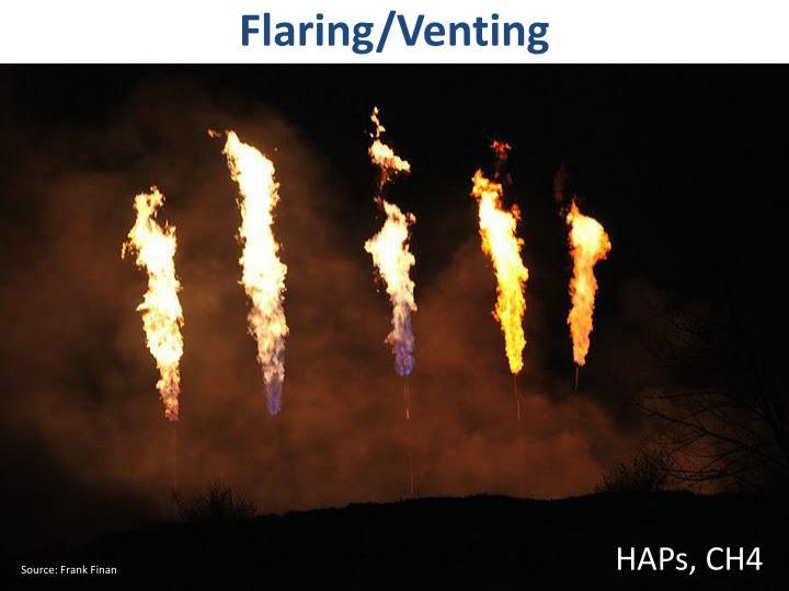 Flaring/Venting