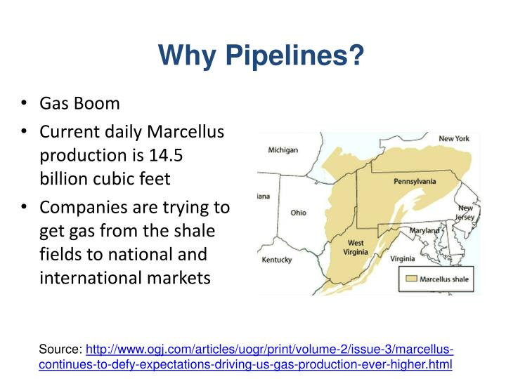Why Pipelines?