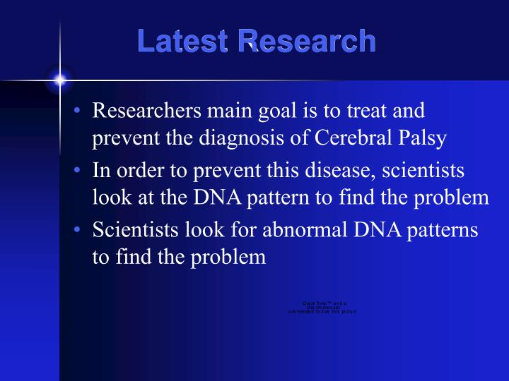 Latest Research