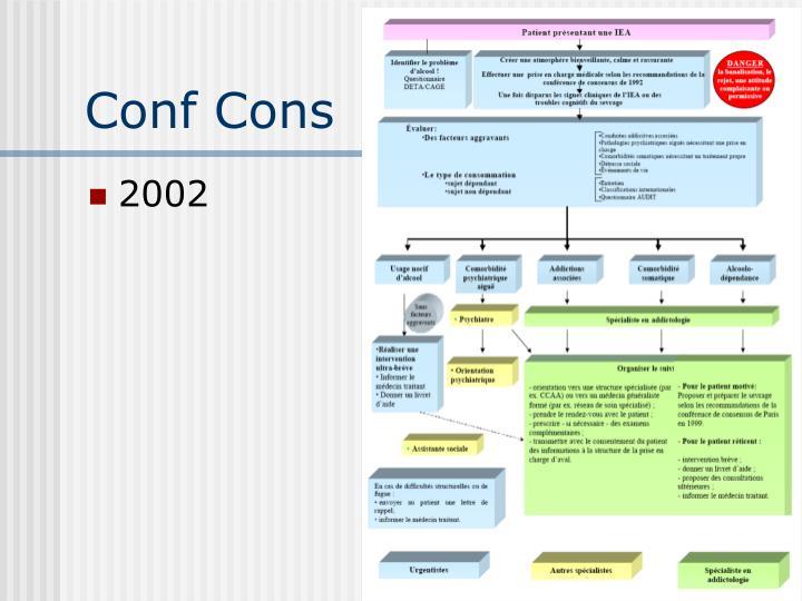 Conf Cons