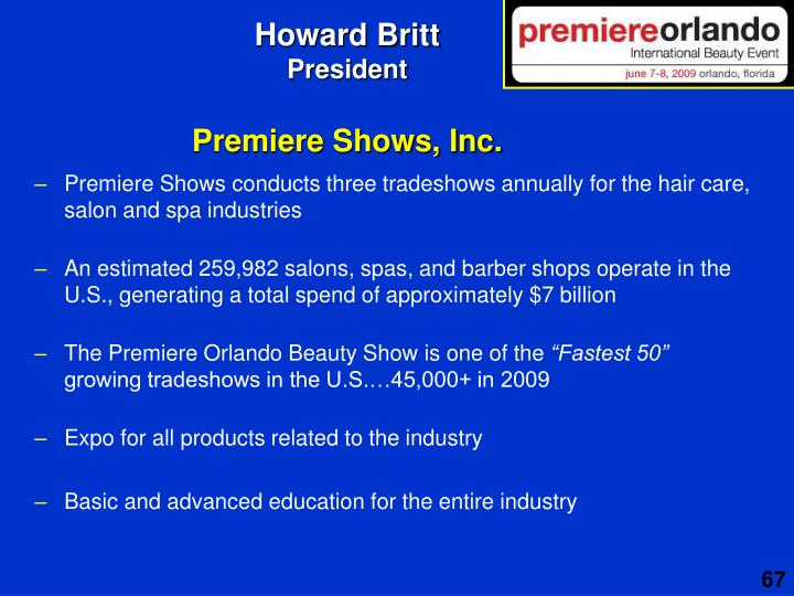 Howard Britt