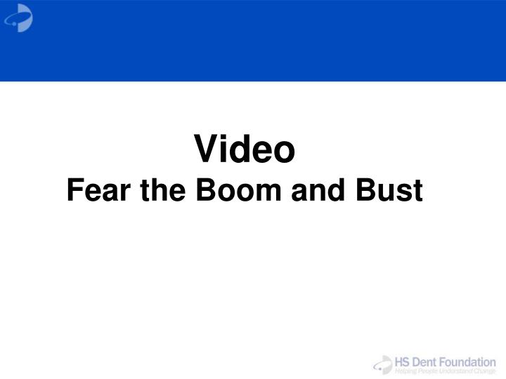 fear of the boom and bust Boom bust 76k likes miss an episode of boom bust never fear head over to youtube and catch up with bart chilton and the rest of the boom bust team.