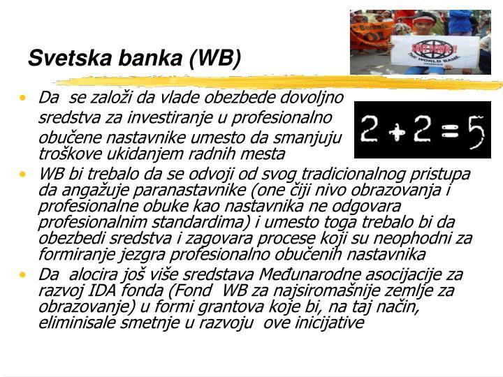 Svetska banka (