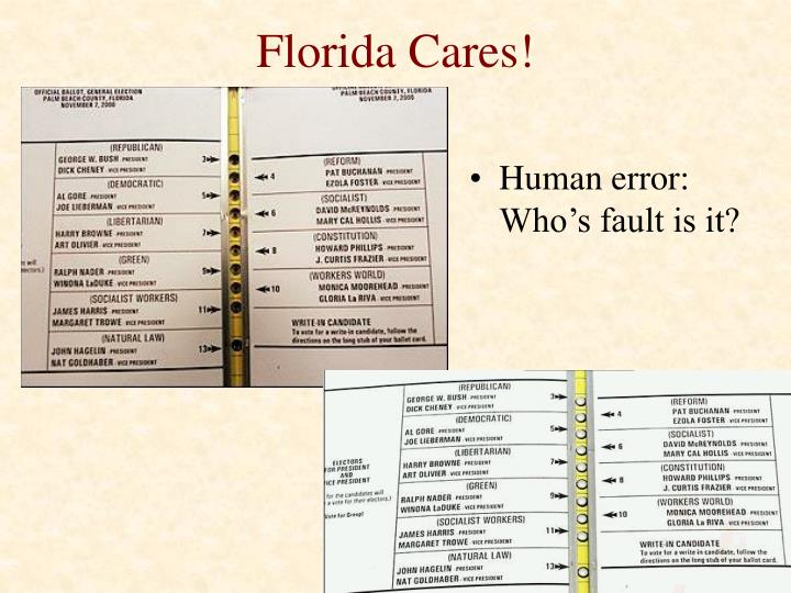 Florida Cares!