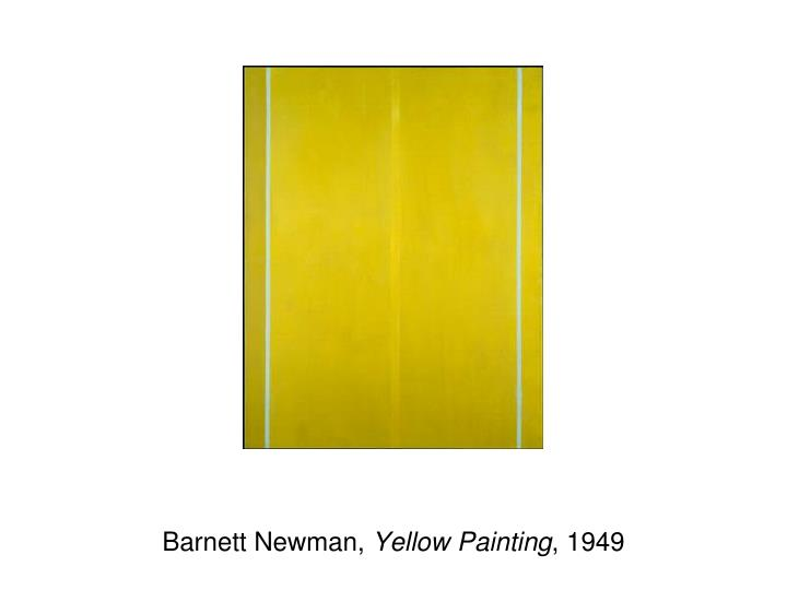 Barnett Newman,