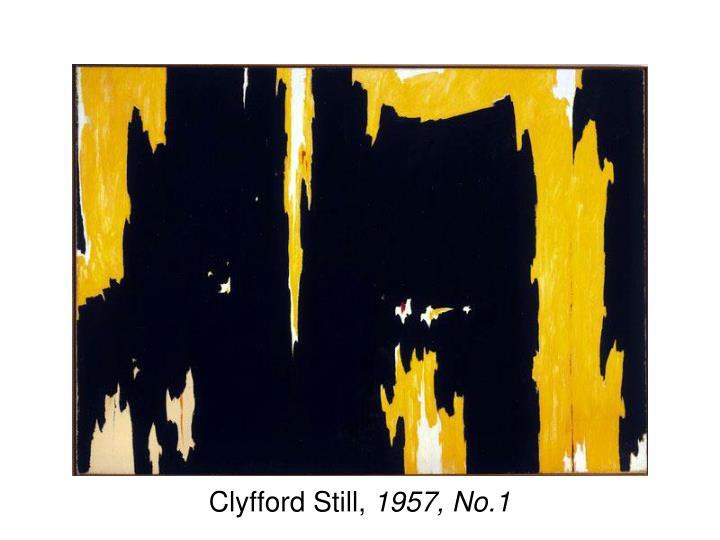 Clyfford Still,