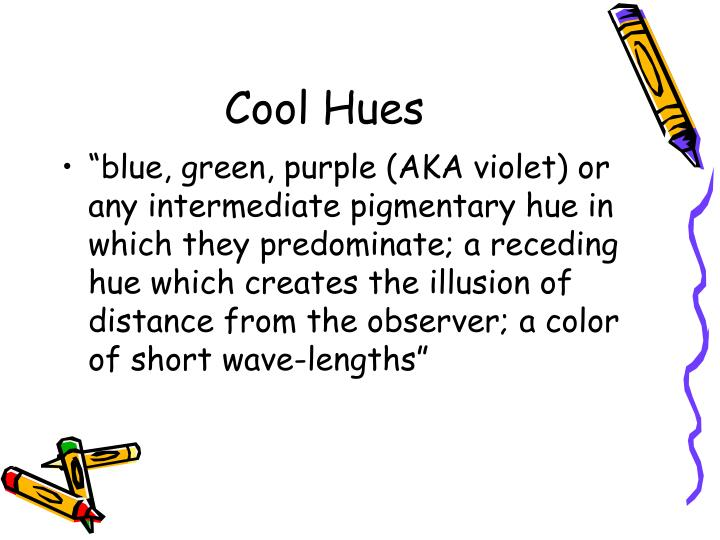 Cool Hues