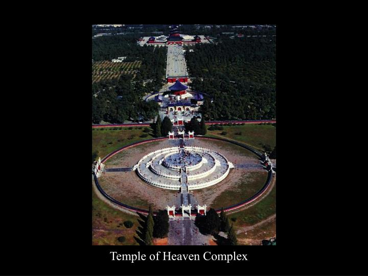 Temple of Heaven Complex