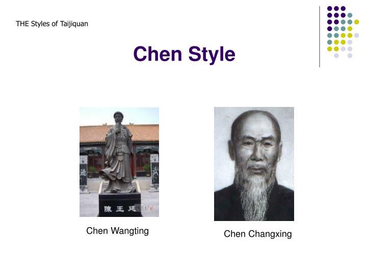 Chen Style