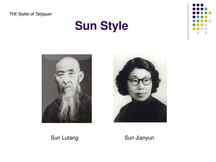 Sun Style