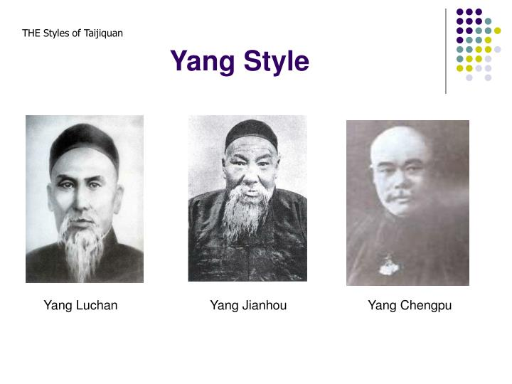 Yang Style